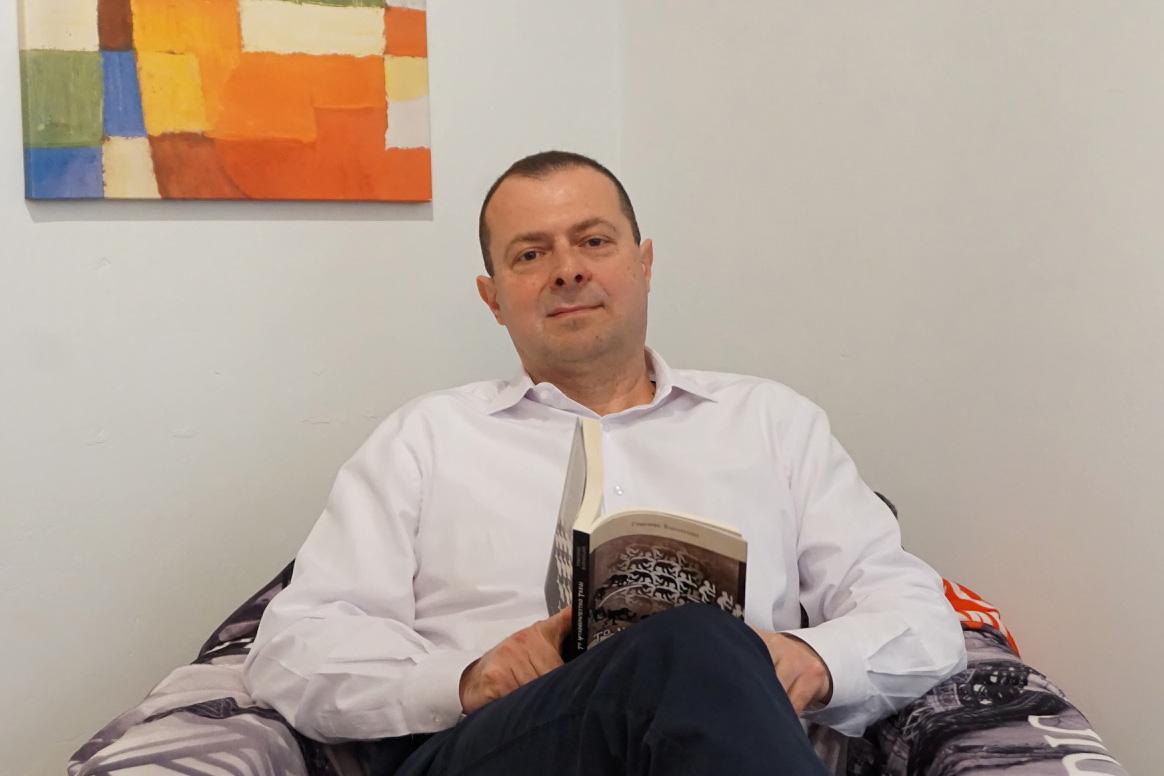Dr. Γρηγόρης Βασιλειάδης - Ατομική Ψυχοθεραπεία